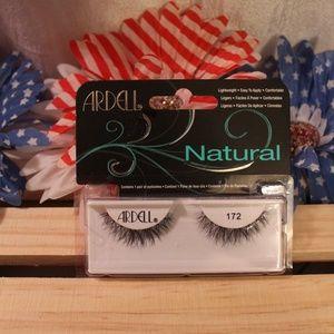 NEW Ardell Natural False Eyelashes Black